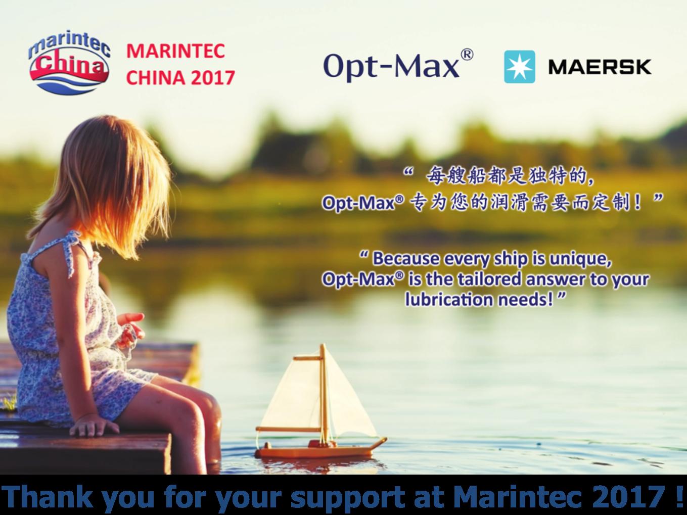 Opt-Max Marintec 2017