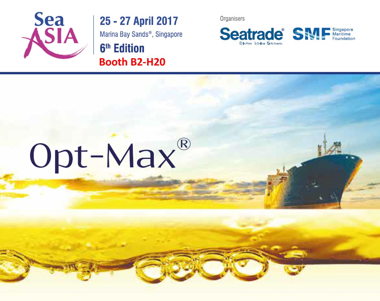 Opt-Max Sea Asia 2017
